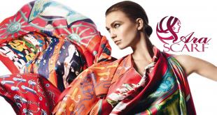 روسری برند ایرانی