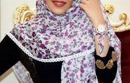 روسری شیک دخترانه