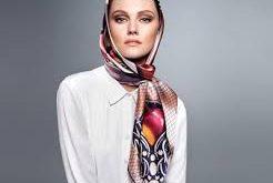 فروش گران ترین روسری حریر و ابریشم