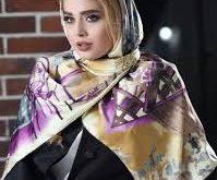 نمایندگی انواع روسری دست دوز