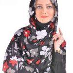 قیمت خرید روسری گلدار