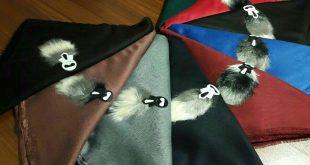 روسری فندی