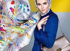 انواع روسری ترک