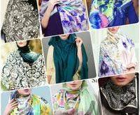 فروش روسری متنوع