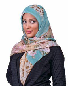 خرید روسری حریر