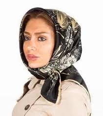 خرید روسری ساتن