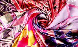 خرید روسری مارک دار