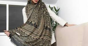 روسری نخی جدید
