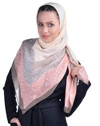 روسری نخی سایز بزرگ