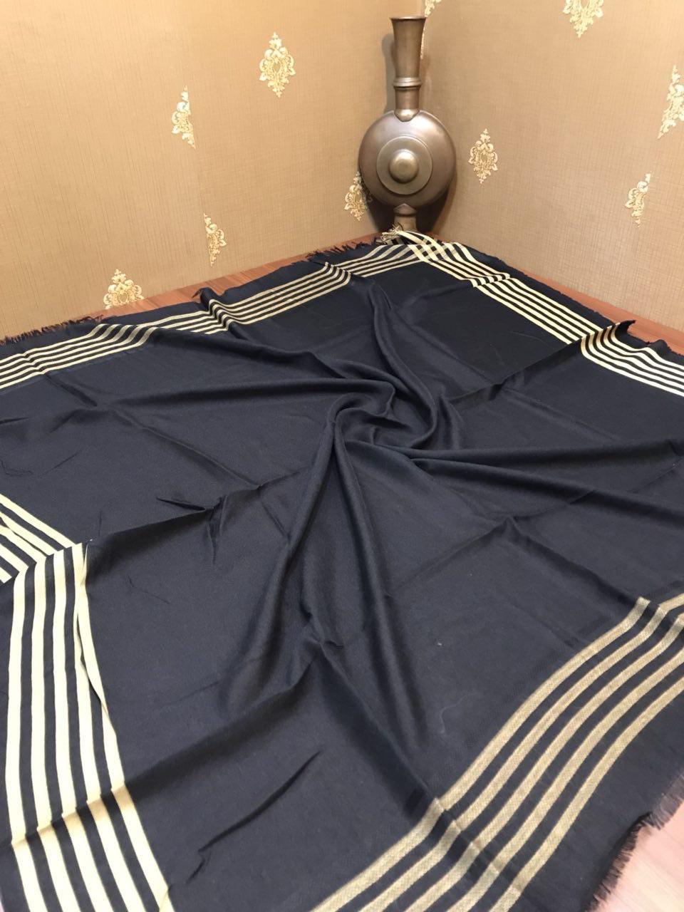 شال و روسری مشکی