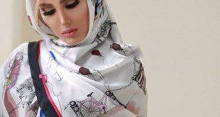 انواع روسری ابریشم