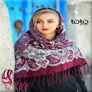 روسری توتو ترکمن