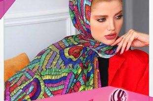 روسری کشمیری طرح زیبا