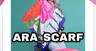 صادرات روسری طرح دار
