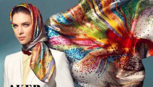 عرضه روسری ترک