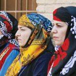روسری گلونی سنتی